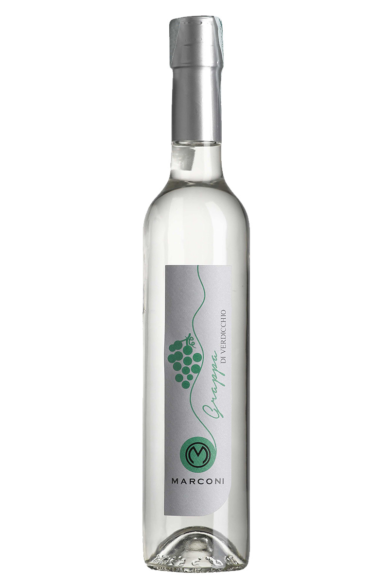 grappa-verdicchio